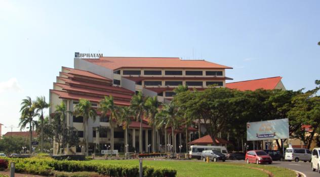 Kantor BP Batam/Dok: Cecep Mulyana Batam Pos.