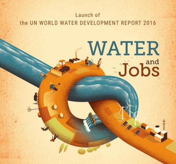 Hari Air Sedunia 2016: Air dan Pekerjaan