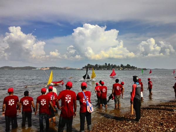Wonderful Team Building in Barelang Island, Batam