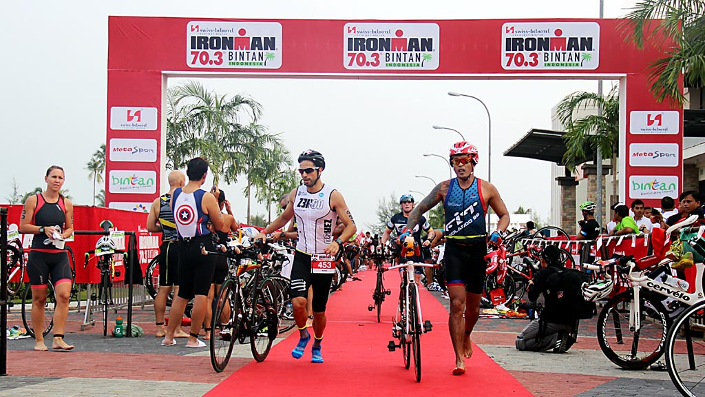 Professional Athletes will Participate at Ironman Bintan