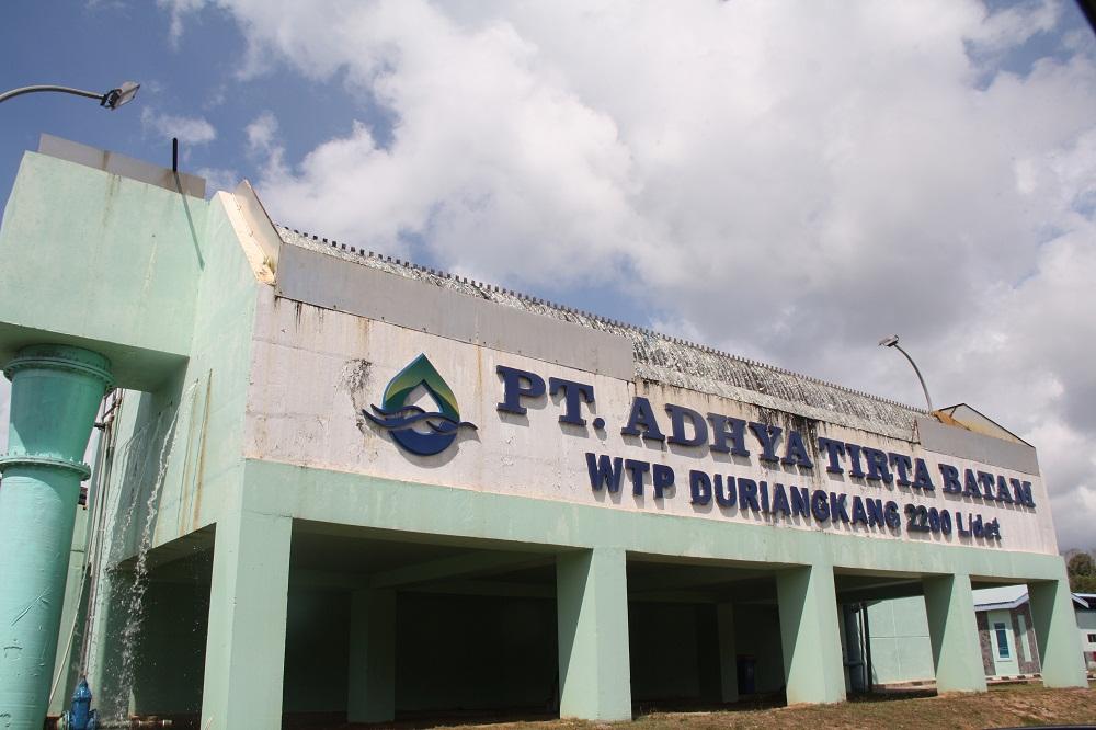 Sepotong Saran untuk PAM Pulau Batam