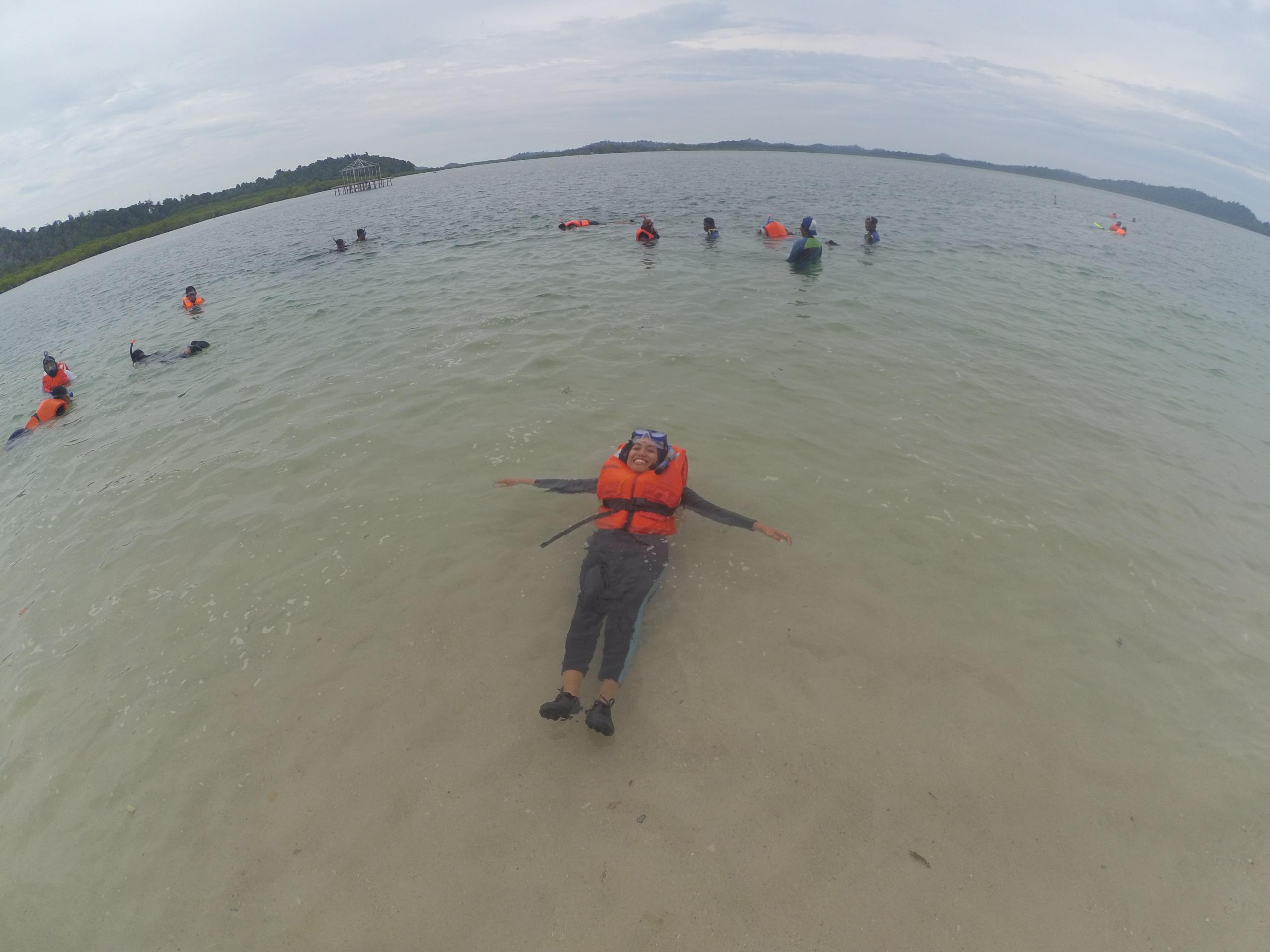 Ranoh Island.