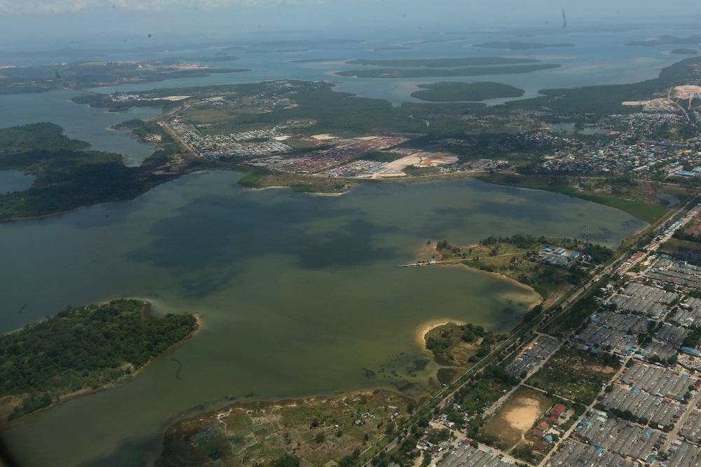 Batam dan Ketahanan Air Bersih