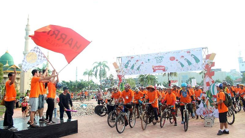 Besok, Helaran Seru  Harris Day Fun Bike Fest Digelar