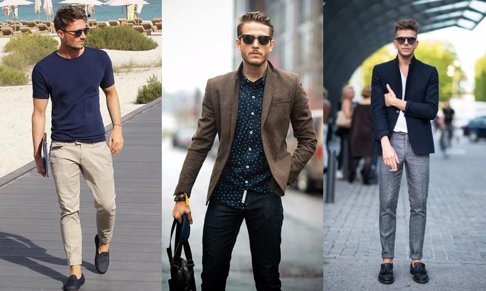 Ingin Tampil Keren? Padukan Sepatu Casual Pria dengan Gaya Ini