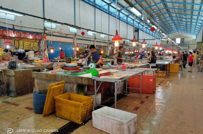 Tiga Pasar Tradisional Favorit di Batam