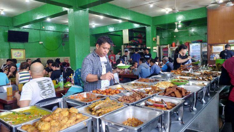 Rumah Makan Sunda Bu Joko, Pelipur Rindu Penganan Khas Jawa Barat di Batam