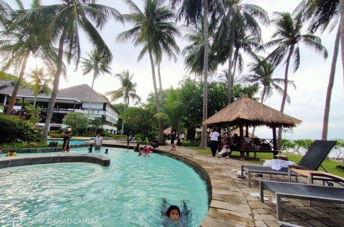 Menikmati Akhir Pekan di Turi Beach Resort, Batam