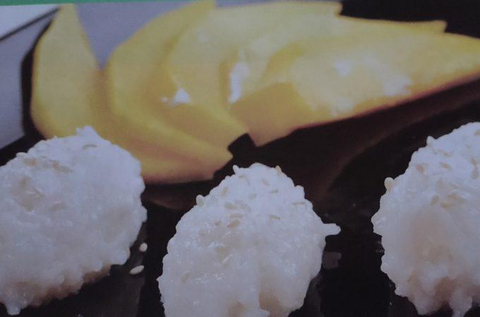 [Resep] Thailand Mango Sticky Rice