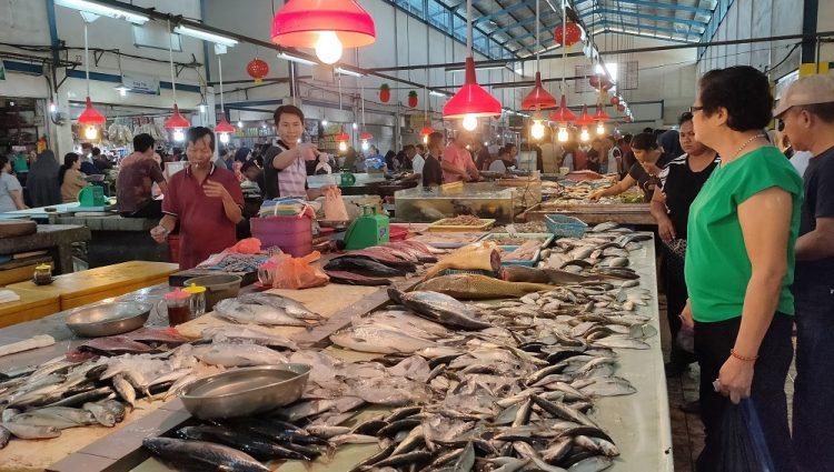 Berburu Kuliner dan Hewan Laut Segar di Pasar Cahaya Garden, Batam
