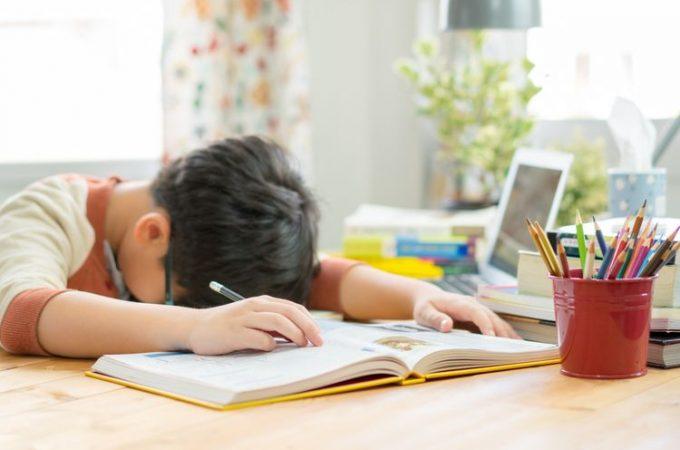 Seorang Ibu dan Balada Sekolah Daring