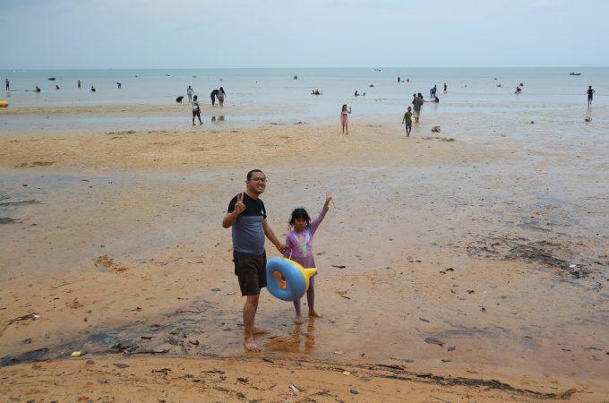 Seru, Berwisata di Pantai Melayu Batam